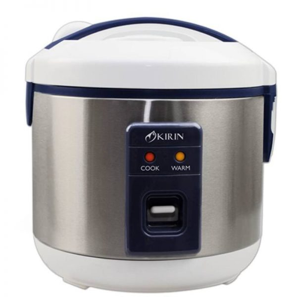 Kirin Magic Com KRC 087 / Rice Cooker KRC087 - Biru - [1L]