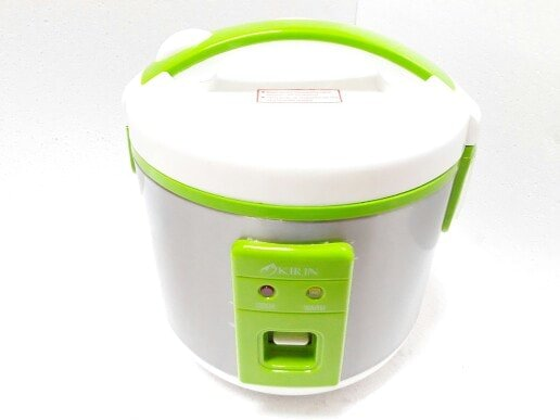 Kirin Magic Com KRC 087 / Rice Cooker KRC087 - Hijau - [1L]