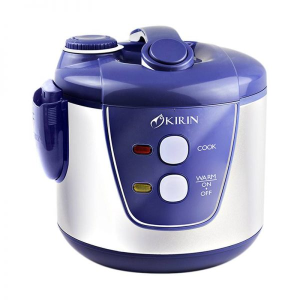 Kirin Magic Com KRC389 / Rice Cooker KRC 389 - Biru - [1.8L]