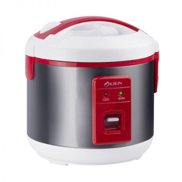 Kirin Magic Com KRC 087 / Rice Cooker KRC087 - Merah - [1L]