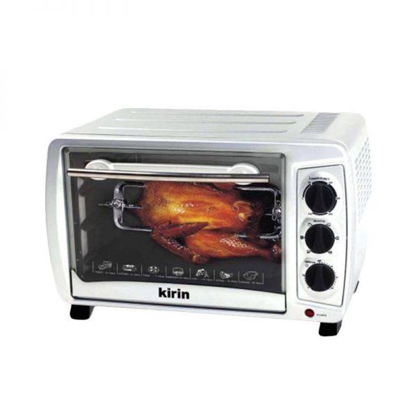 Kirin Oven Elektrik KBO 250RA / Oven KBO 250 RA - Putih - [25L]