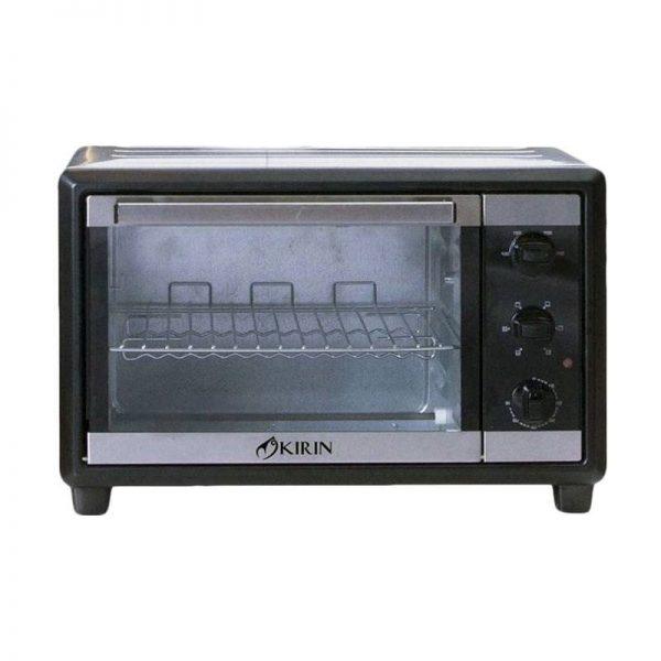 Kirin Oven Elektrik KBO 200RAB / Oven KBO 200 RAB - Hitam - [20L]