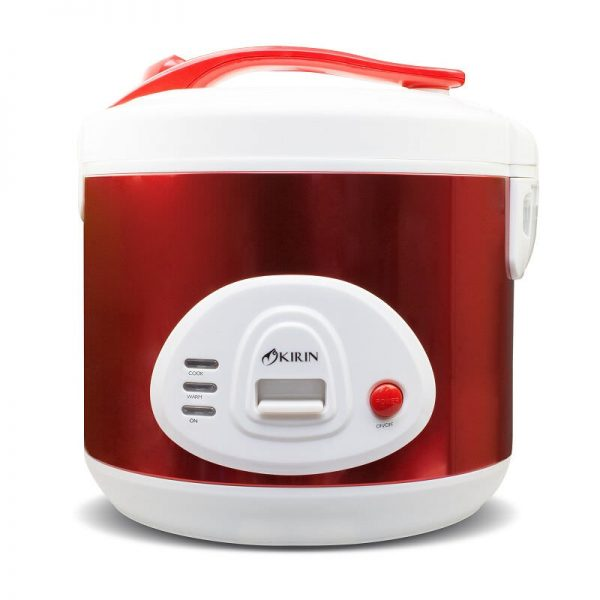 Kirin Magic Com KRC 188 / Rice Cooker KRC188 - Merah - [2L]