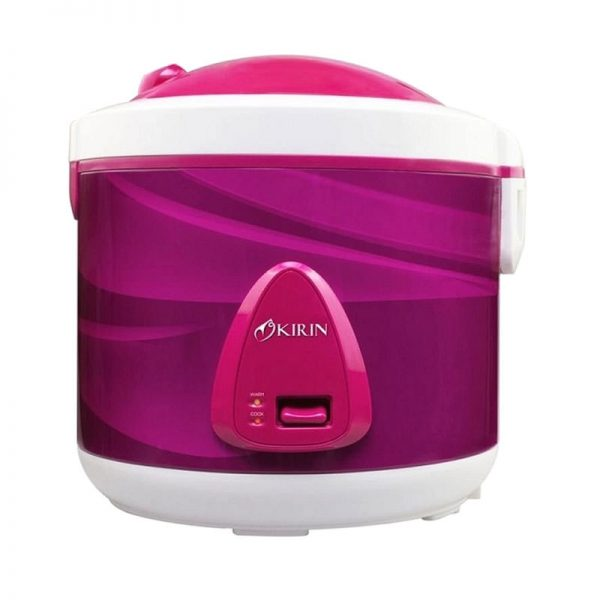 Kirin Magic Com KRC 138 / Rice Cooker KRC138 - Magenta - [2L]