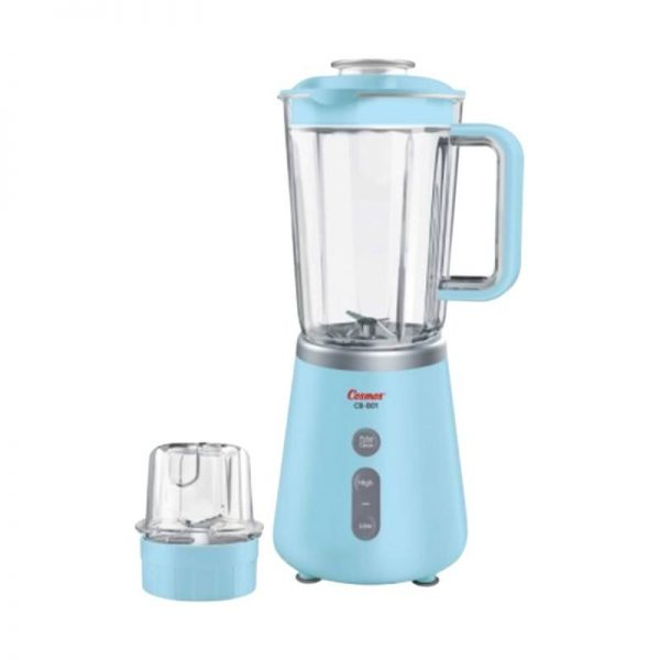 Cosmos Smart Blender CB 801 / CB801 - Biru - Bubble Wrap