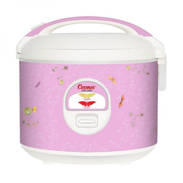 Cosmos Magic Com CRJ 3301 / Rice Cooker CRJ3301 - Pink - Bubble Wrap