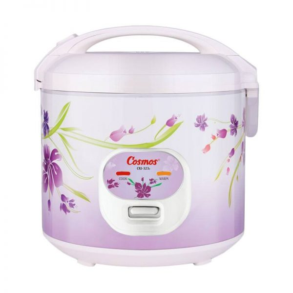 Cosmos Magic Com CRJ 323S / Rice Cooker CRJ323S - Bubble Wrap