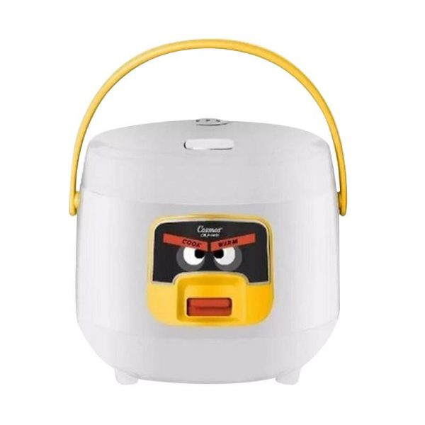 Cosmos Magic Com CRJ 6601 / Rice Cooker CRJ6601 Putih - Bubble Wrap