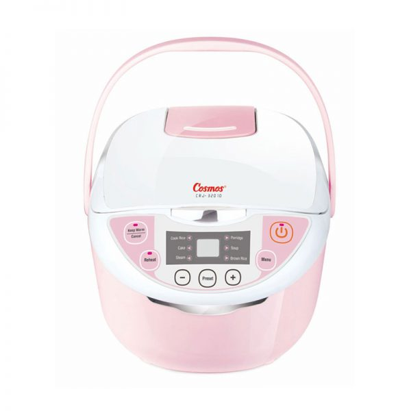 Cosmos Magic Com CRJ 3201D / Rice Cooker CRJ3201D - Pink - Bubble Wrap