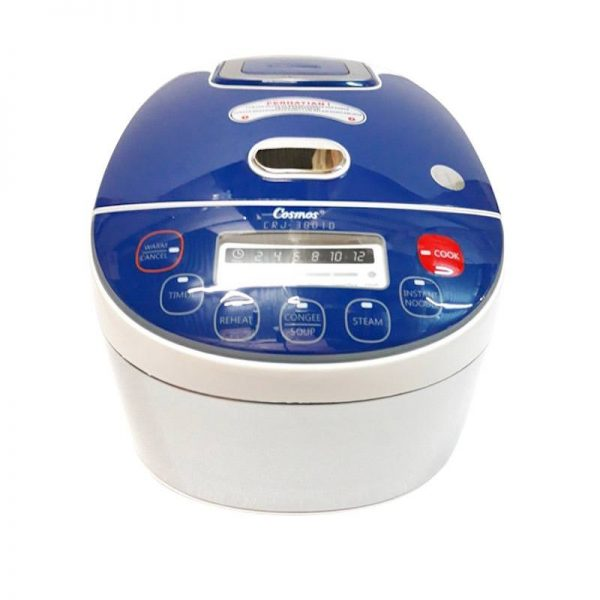 Cosmos Magic Com CRJ 3801D / Rice Cooker CRJ3801D - Biru - Bubble Wrap