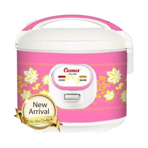 Cosmos Magic Com CRJ 3306 / Rice Cooker CRJ3306 - Bubble Wrap