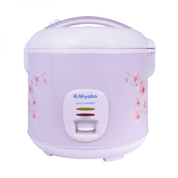 Miyako Magic Com MCM509 / Rice Cooker MCM 509 - Purple - [1.8L]