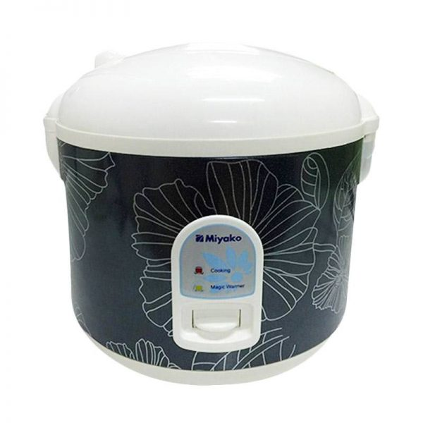 Miyako Magic Com MCM528 / Rice Cooker MCM 528 - Black - [1.8L]