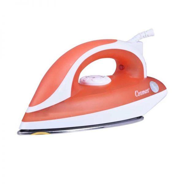 Cosmos Setrika CIS 418 / Iron CIS418 - Orange - Bubble Wrap