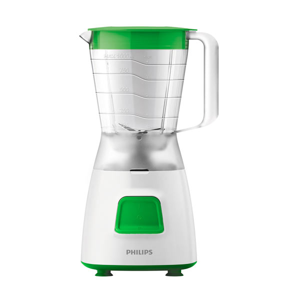 Philips Blender HR 2057 / HR2057 (Plastik) - Hijau - Bubble Wrap [1.25]
