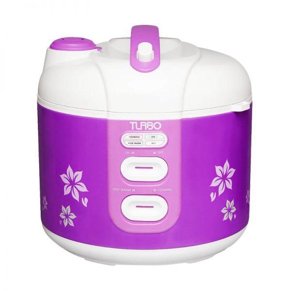 Turbo Rice Cooker CRL 1180 / CRL1180 - Purple [1,8L] - Bubble Wrap