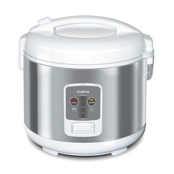 Sanken Rice Cooker SJ 2200 / SJ2200 - White - Bubble Wrap