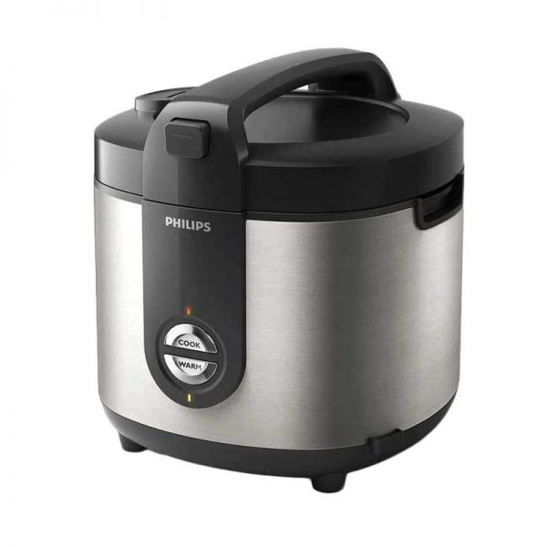 Philips Magic Com HD 3128 / Rice Cooker HD3128 - Silver - Bubble Wrap