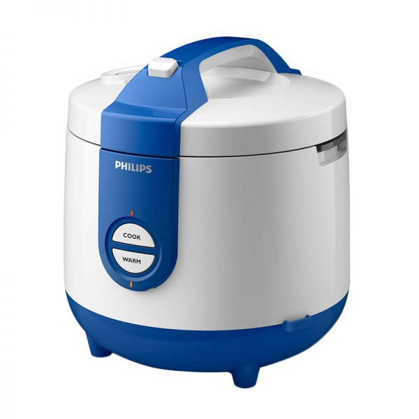 Philips Magic Com HD 3118 / Rice Cooker HD 3118 - Biru - Bubble Wrap