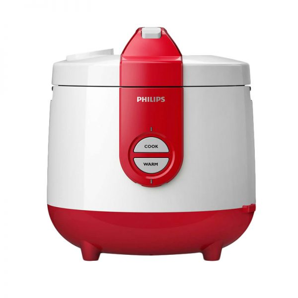 Philips Magic Com HD 3118 / Rice Cooker HD3118 - Merah - Bubble Wrap