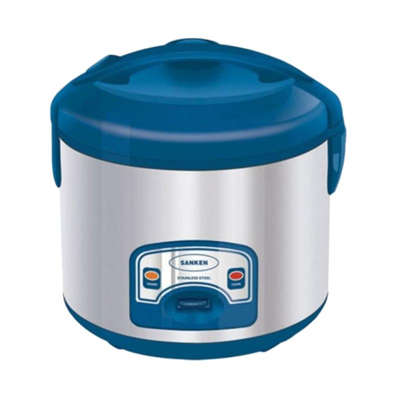 Sanken Rice Cooker SJ 2000SP / SJ2000SP - Blue - Bubble Wrap