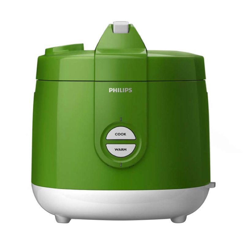 Philips Magic Com HD 3127 / Rice Cooker HD3127 - Hijau - Bubble Wrap