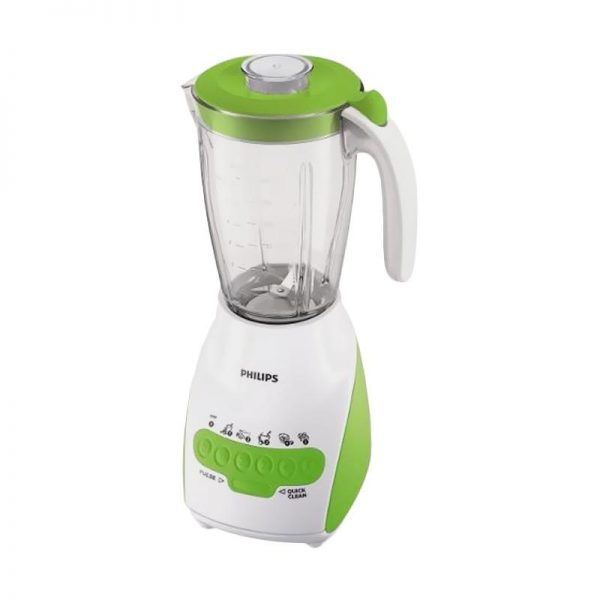 Philips Blender HR 2115 / HR2115 (Plastik) - Hijau - Bubble Wrap [2L]