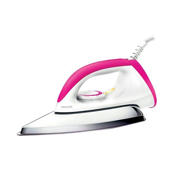 Philips Setrika HD 1173 / Iron HD1173 - Pink - Bubble Wrap