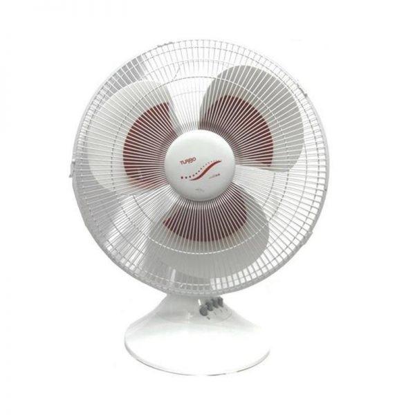 Turbo Kipas Angin CFR 1082 / CFR1082 Desk Fan [12 Inch] - Bubble Wrap