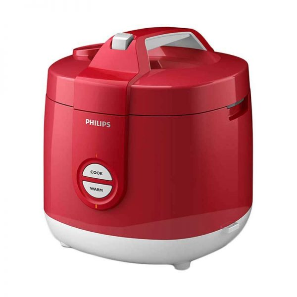 Philips Magic Com HD 3127 / Rice Cooker HD3127 - Merah - Bubble Wrap