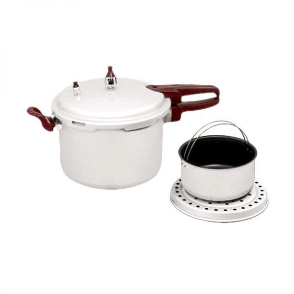 Maxim Presto Pressure Cooker [20 cm/ 4 L] - Silver - Bubble Wrap