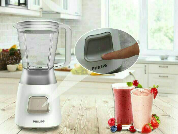 Philips Blender HR 2056 / HR2056 (Plastik) - AbuAbu - Bubble Wrap [1.25L]