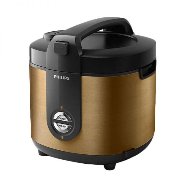 Philips Magic Com HD 3128 / Rice Cooker HD3128 - Gold - Bubble Wrap